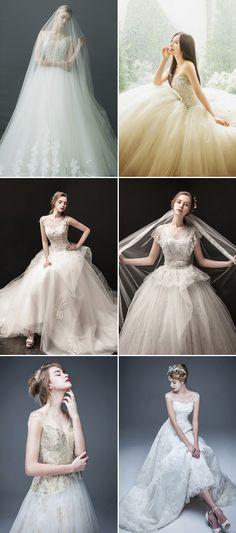 You've probably noticed that Korean style makeup and apparel are dominating the fashion world, but did you know that Korean fashion designers make some of the dreamiest, stop in your tracks beautiful wedding dresses you'll ever lay eyes on? Korean wedding dresses are romantic with a unique twist, blending feminine cuts with regal touches, and …