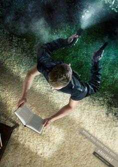 """The Bookstore - """"Where will yours take you? Stories! The Bookstore.""""  10 + 10 tra i migliori ADV di Marzo - Koalo Blog"""