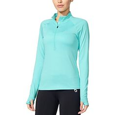 Baleaf Women's Active Half Zip Pullover Quick Dry Running Top >>> Read more  at the image link. (This is an affiliate link and I receive a commission for the sales)