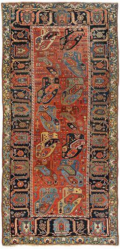 Antique Kurdish Carpet