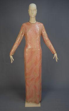 ·Halston Dress 1970s