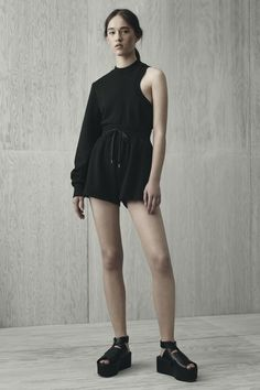 T by Alexander Wang Resort 2016 Collection Photos - Vogue