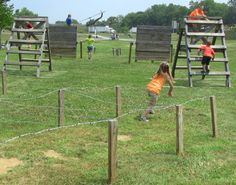 Image detail for Obstacle Course