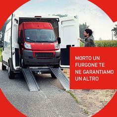 Il tuo furgone è in panne? Genertel non ti lascia mai a piedi! Con l'assicurazione Furgoni&Van hai a disposizione soccorso stradale e furgone sostitutivo h24
