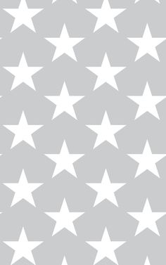 Our Stellar Grey wallpaper is a stylishly simple pattern of large star shapes that's perfect for a nursery. And white and soft grey tones are an effortless and popular colour palette choice for a modern nursery or kids' bedroom. Repeat this wallpaper pattern across as many walls as you want, to wrap the room in bold starry decor. Or, you can just pick one feature wall for Stellar Grey, that will let the design shine. World Map Wallpaper, Forest Wallpaper, Grey Wallpaper, Kids Wallpaper, Blue Wallpapers, Flower Wallpaper, Pattern Wallpaper, Childrens Shop, Simple Pattern