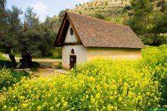 Cyprus Galata Village Archangel Michael Church