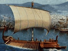 ancient greek ship art | SELF-DISCOVERY