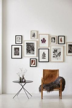 Gallery wall, gallery wall ideas, framed prints, art wall, home decor