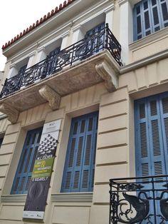 Herakleidon Museum, Irakleidon Str., Thision, Athens Athens Greece, Best Sites, Neoclassical, Santorini, Greek, Walking, Memories, Country, Architecture