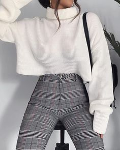 Stylish and cuddly outfits for the cold winter days? ❄️ Look at us ., WİNTER OUTFİTS, Stylish and cuddly outfits for the cold winter days? ❄️ Visit us and make sure you get cheap and elegant outfits & accessories. Casual Winter Outfits, Winter Fashion Outfits, Look Fashion, Stylish Outfits, Korean Fashion, Fall Outfits, Fashion Dresses, Summer Outfits, Outfit Winter