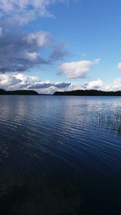 RunoMaalari: Haiku, My Life, Clouds, River, Celestial, Sunset, Pictures, Outdoor, Sunsets