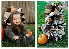 Cole's Halloween Costume 2012