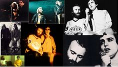 Philter collage using photos nabbed from andthemusicalbox.... | Phil Collins and Peter Gabriel