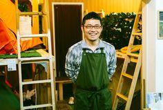 テントと寝袋にお試しで泊まれる!キャンプ場のようなゲストハウス|東京づくり|「colocal コロカル」ローカルを学ぶ・暮らす・旅する