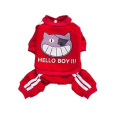Buy Hello Boy Sports Pet Tracksuits at www. Safe Shop, Pet Dogs, Pets, Shipping Packaging, How To Look Pretty, Your Pet, Fishing, Minimal, Brand New
