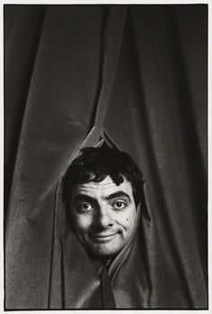 Rowan Sebastian Atkinson, 1984 © Barry Marsden
