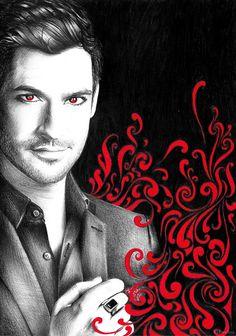Lucifer fan art