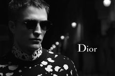 God Save the Queen and all: Robert Pattinson x  Dior Homme Campaign #diorhomme #campaign #robertpattinson #karllagerfeld