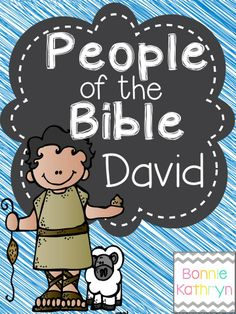 Enjoy this fun way to teach your students more about the Bible. This week long mini unit will help your students learn the story of David from his anointing to be king to his death. This unit will cover key themes. The fun activities will reinforce the material taught. This is a simple print and go unit. All the information you need is already in the unit. Of course you will need your Bible too! :-)