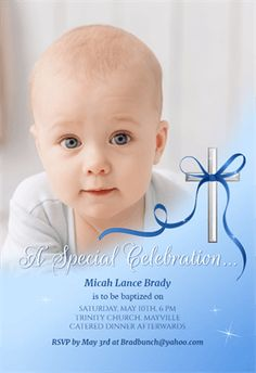 Baby Special Celebration Free Printable Baptism Christening Invitation Template Greetings Island