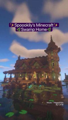 Minecraft Houses Survival, Minecraft Cottage, Minecraft House Tutorials, Minecraft Castle, Cute Minecraft Houses, Minecraft Plans, Minecraft Funny, Minecraft House Designs, Minecraft Games