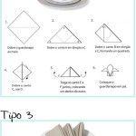 Blog de decoração - Confira dicas de como dobrar guardanapos e arrumar uma mesa linda!