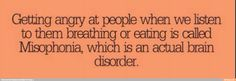 Me, I have this