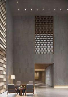 2018售楼处设计匠心演绎,延续传统文化底蕴与创新 - 马蹄室内设计网