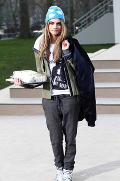 Cara Delevingne Style - Best Dresses & Outfits | Fashion | Grazia Daily