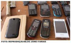 BLOG DO MARKINHOS: Policia encontra 17 telefones celulares dentro da ...