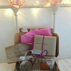 A Reading Rendezvous gift experience received by a book lover! Blind date with a book is perfect for that cosy autumn afternoon