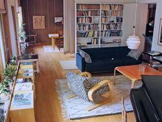 Alvar Aalto: That's how the designer lived and workedOriginal text Alvar Aalto, Home Studio, Corner Desk, Culture, Mood, Interior Design, Architecture, House, Furniture