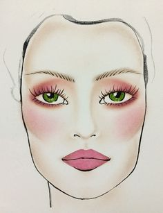 Huffington post - most gorgeous makeup for green eyes