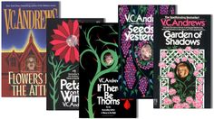 Flowers in the Attic (Dollanganger Series books 1-5) by V. C. Andrews