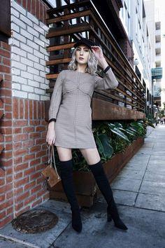 TopShop dress, Zara