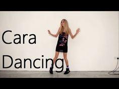 Cara Delevingne Dancing - YouTube