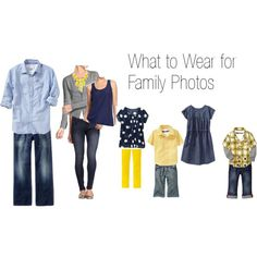 Fall 2013 Family Photos, What to Wear by Dear Kate Studios, Loveland and Fort Collins Photographer. I like the blues and yellows Family Pictures What To Wear, Fall Family Pictures, Family Pics, Family Photo Colors, Family Picture Outfits, Clothing Photography, Family Photography, Bild Outfits, Quoi Porter