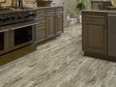 """Resililent Tile 12"""" x 24"""" in style """"Rock Creek Tile"""" color Reed - by Shaw Floors"""