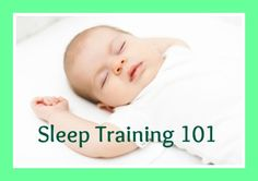 Some think of sleep training as a controversial topic. I think of it as how I got my baby the rest she needed.
