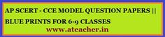 Summative Test Model Papers 6th 7th 8th 9th 10th Class 2016-17 Academic Year8:01:00 am – by Ateacher In WebsiteANDHRA PRADESH STATE UPDATES,CCE,SUMMATIVELeave a commentSummative Test Model Papers 6th 7th 8th 9th 10th Class 2016-17 Academic Year