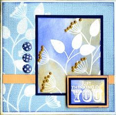 Try with positive/negative image Climbing Up Positive And Negative, Pretty Cards, Flower Cards, Crafts To Make, Handmade Cards, Climbing, Cardmaking, Card Ideas, Stamps