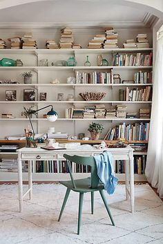 The Washed Wood Desk from our Spring House & Home collection.