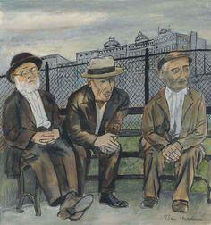 La pintura de Ben Shahn (1989 - 1969)