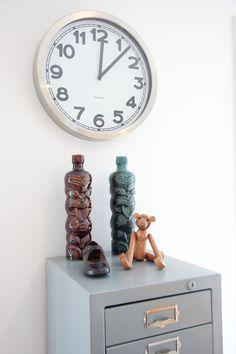 Adding some kiwiana personality Clock, New Homes, Decor, Home, Wall, Wall Clock, Home Decor