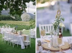 Organic Country Elegance Wedding by Laura Leigh | SouthBound Bride