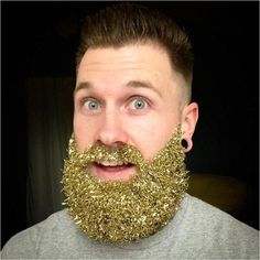 1 Glitter For Beards Moustache Eyebrows Skin Hair Music Festival Party Rave 50g