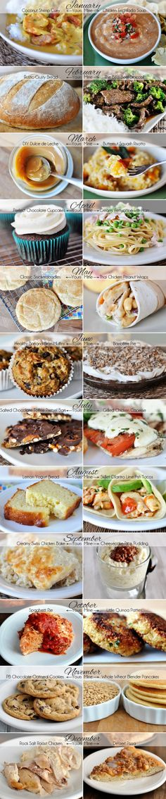 Mel's Kitchen Cafe Top 12 Recipes of 2012
