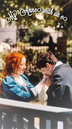 Anne e Gilbert ❤️❤️❤️❤️❤️❤️❤️ Gilbert Blythe, Anne Shirley, Gilbert And Anne, Amybeth Mcnulty, Annette Bening, Anne White, Anne With An E, E 3, Cuthbert