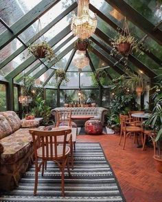 decor decor and trees of a home green plant decoration strategy spring, there should be color, green And most of our families, # create a comfortable and beautiful home with green plants Dream Home Design, My Dream Home, House Design, Patio Design, Home Deco, Cozy Place, House Goals, Bohemian Decor, Bohemian Bedrooms