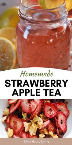 Fruit Tea Recipes, Vegan Tea Recipes, Drink Recipes, Pie Recipes, Healthy Recipes, Tumeric Tea Recipe, Fresco, Te Chai, Plat Vegan